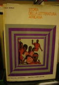 STORIA DELLA LETTERATURA AFRICANA