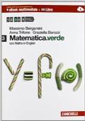 Matematica verde 3. Con Maths in english. Con e-book. Con espansione online. Per le Scuole superiori. Con DVD-ROM