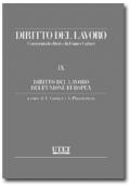 DIRITTO DEL LAVORO - Commentario diretto da Franco Carinci