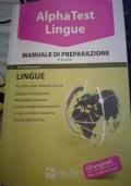 Alpha Test Lingue