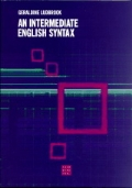 An intermediate English Syntax (book + workbook)