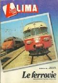 LIMA CATALOGO GENERALE 1985/86 SCALA HO/N (MODELLINI TRENINI)