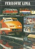 LIMA CATALOGO GENERALE 1980/81 SCALA HO/N (MODELLINI TRENINI)