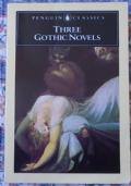 three gothic novels - the castle of otranto, vathek, frankenstein