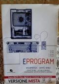 EPROGRAM- QUINTO ANNO