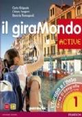 Giramondo active. Con Atlante. Per la Scuola media. Con CD-ROM. Con espansione online: 1
