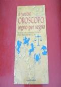 NOSTRADAMUS ALMANACCO ASTROLOGICO 1986.
