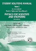 Student Solutions Manual for Tipler,Mosca's,Physics for Scientists and Engineers,vol 1