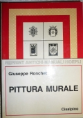 PITTURA MURALE REPRINT ANTICHI MANUALI HOEPLI