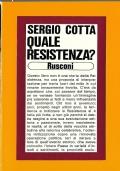 QUALE RESISTENZA ?