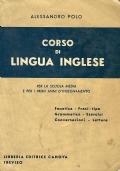 CORSO DI LINGUA INGLESE