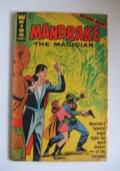 Mandrake  The magician Sept. No.1