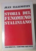 STORIA DEL FENOMENO STALINIANO