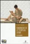 Fondamenti di letteratura latina. Con espansione online. Vol.3. L'eta imperiale