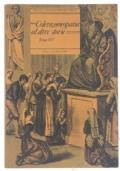 Colera omeopatia ed altre storie. Roma 1837