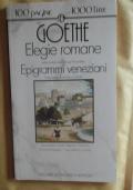 Elegie romane - epigrammi veneziani