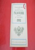 PALMAVERDE: IL CORSO DELLE STELLE OSSERVATO DAL PRONOSTICO MODERNO. ALMANACCO 1992