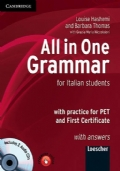 ALL IN ONE GRAMMAR with answers + 2 CD