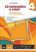MATEMATICA A COLORI 4. Edizione gialla per il secondo biennio + EBOOK + INCLASSE + Contenuti digitali integrativi