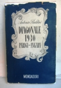 Diagonale 1930 Parigi-Ankara. Note di viaggio.