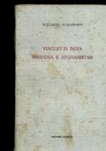 VIAGGIO IN INDIA BIRMANIA E AFGHANISTAN