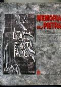 M. BOTTERO - MEMORIA NELLA PIETRA : MONUMENTI ALLA RESISTENZA LIGURE 1945-1995