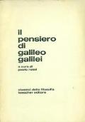 IL PENSIERO DI GALILEO GALILEI