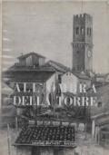 All'ombra della torre. Copertina e illustrazioni dell'autore.