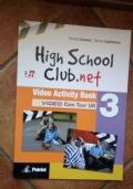 High School Club.net. Student's Book-Workbook. Vol.3