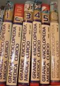 Grande enciclopedia medica Curcio. Volumi 1-6.