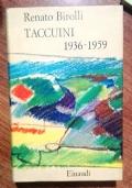 TACCUINI  1936-1959