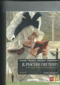 Il Piacere dei testi: L'età napoleonica e il Romanticismo  vol. 4
