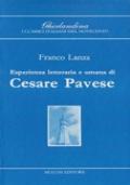 Esperienza letteraria e umana di Cesare Pavese