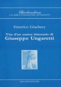 Vita d'un uomo : itinerario di Giuseppe ungaretti