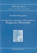 La memoria culturale nella poesia di Eugenio Montale