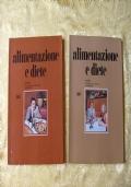 Alimentazione e diete ( 2 volumi )