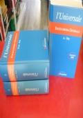 ENCICLOPEDIA GENERALE. L'UNIVERSALE in 3 volumi. A-FRU  FUM-POL  POL-Z.