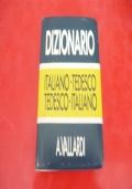 DIZIONARIO ITALIANO-TEDESCO TEDESCO-ITALIANO.