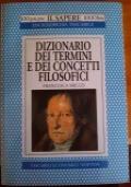 Dizionario dei termini e dei concetti filosofici