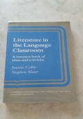 Literature in the language classroom