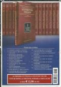 Enciclopedia Storia generale della letteratura italiana. 16 volumi.