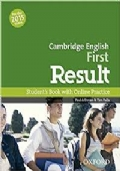 CAMBRIDGE ENGLISH - FIRST RESULT