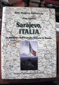 sarajevo, italia. la misisone dell'esercito italiano in bosnia