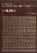 GOLDONI - I GIGANTI. LA NUOVA BIBLIOTECA PER TUTTI N°12