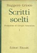 Saggi critici volumi II - III
