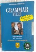 Grammar files blue edition
