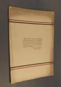 L'Ordine dei Figli d'Italia in America per la XIV Grande Convenzione Ordinaria dello Stato di New York 1923