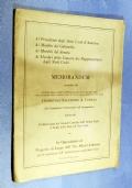 Memorandum alla Commissione Parlamentare USA sull'Immigrazione italiana  1923