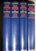 OPERE SCELTE In 4 volumi