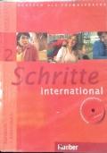 Schritte international. Kursbuch-Arbeitsbuch. Vol. 2 (CON CD)